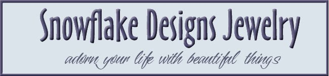 Snowflake Designs Jewelry