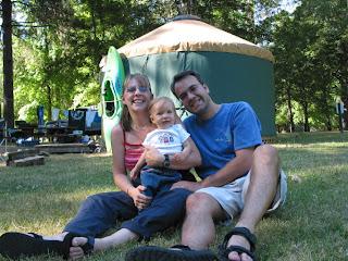 Camping at Indian Mary