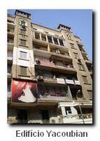 Edifício Yacoubian, no Cairo