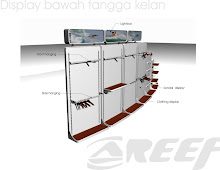 Display bawah tangga