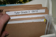 How I Organize My Kids' School Papers & Keepsakes