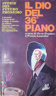 Il dio del 36° piano, 1968 copertina