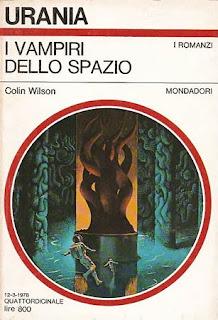 I vampiri dello spazio, 1978, copertina