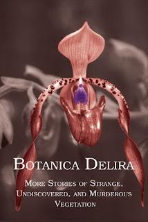Botanica Delira, 2010, copertina