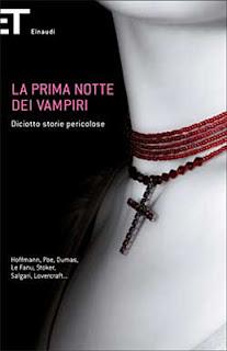 La prima notte dei vampiri, 2010, copertina