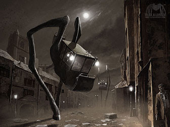 Alex Andreyev, Second Invasion of Martians
