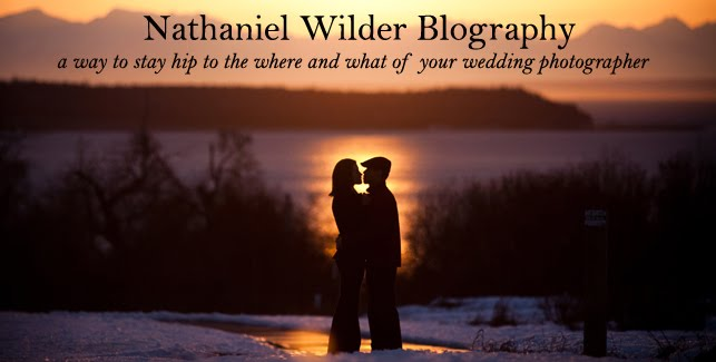 Nathaniel Wilder Weddings
