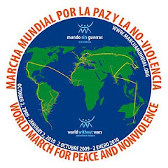 MARCHA MUNDIAL POR LA PAZ 2009-2010