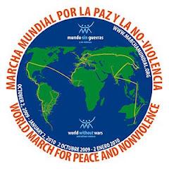 MARCHA MUNDIAL POR LA PAZ 2009-2010