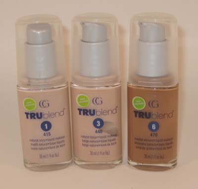 CoverGirl TruBlend