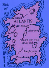 ATLANTEAN POSTAL UNION