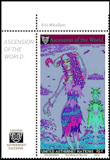 THE ASCENSION OF THE WORLD: Cyberstamps for the New World