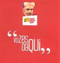 DVD - Vozes Daqui!