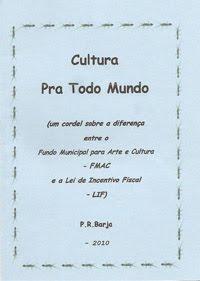 Cordel do Paulo Barja