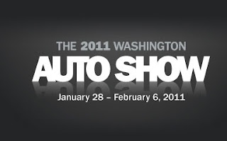 auto show, washington auto show, auto show 2011 washington, washington auto show 2011