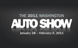 auto show, washington auto show, auto show 2011 washington, washington auto show 2011
