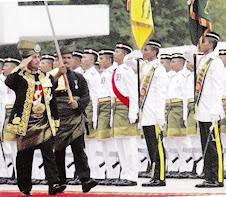 RAJA DAERAH MALAYSIA