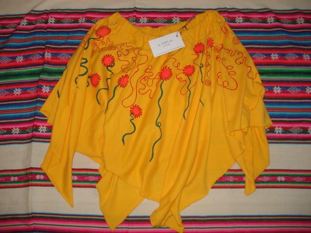 faldas con picos