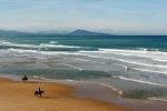 La plage de la Milady