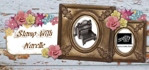 Narelle Hodges-Independent Stampin' Up!® Demonstrator
