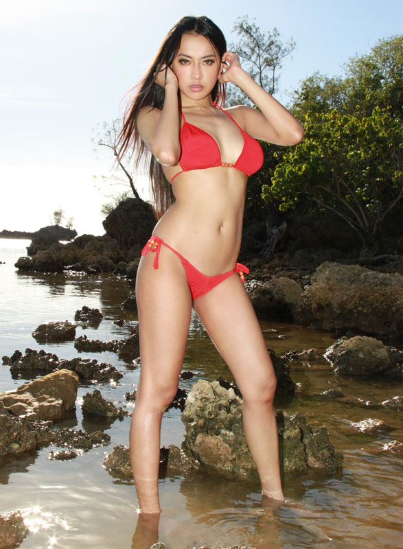 Pinay Crush Mocha Uson Nude Bikini Hot Photoshoot