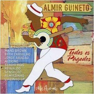 Cd Almir Guineto - Todos os Pagodes