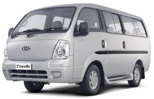 Rental Mobil Isuzu  Bogor on Rental Mobil Azzam  Kia Travello