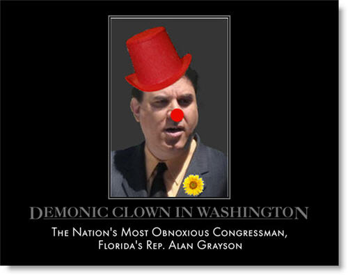 alan grayson rising from the dead