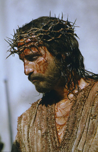 "So said Jim Caviezel, who played Jesus Christ in Mel Gibson's ""Passion of ..."