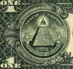 Cette secte satanique est partout, même sur les billets de banque