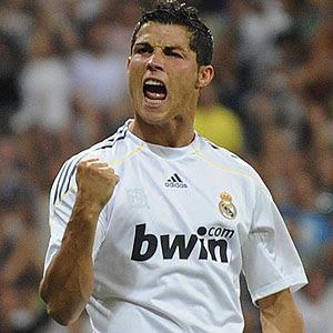 Cristiano Ronaldo. Real Madrid
