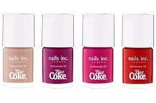 Esmaltes Diet Coke