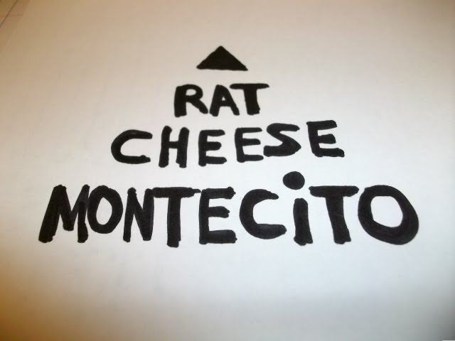 Love the Cheese Rat