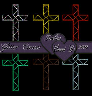 http://everythingaboutgodscrapbooks.blogspot.com/2009/08/36-glitter-crosses.html