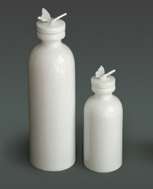 Bottles by Polly George