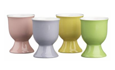 Egg cups by Crate and Barrel