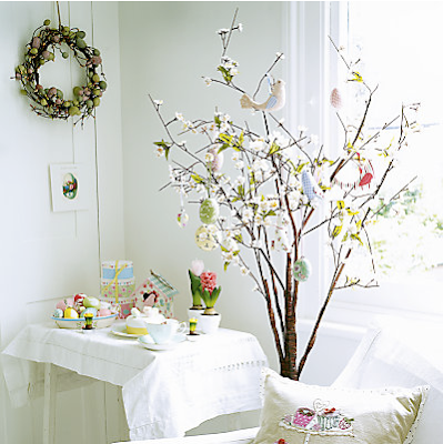 Easter Blossom Paper Tree by John Lewis