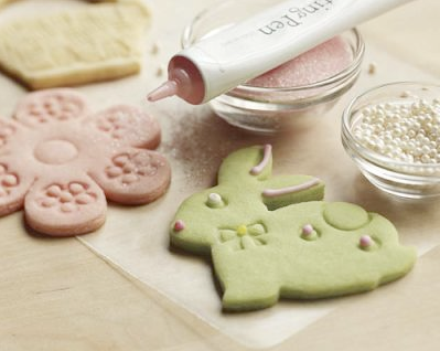 Easter cookie cutters by Williams Sonoma