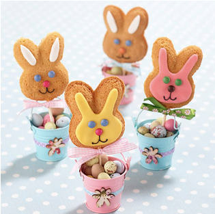 Bunny Cookies by Hobby Craft