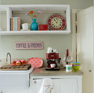 Country kitchen accessories by House to Home