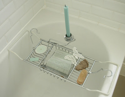 Graham and Green bath caddy
