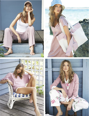 Luxe loungewear from Hush