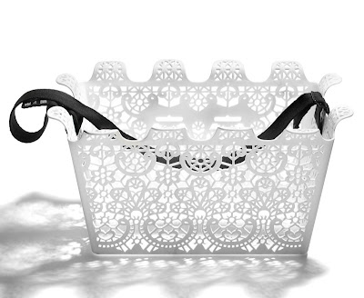 Carrie bicycle basket
