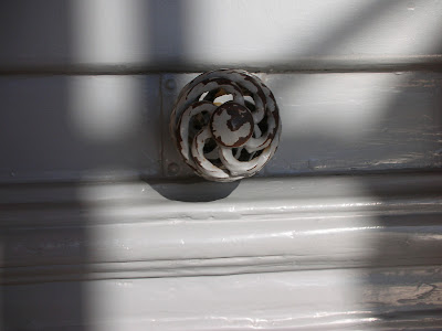 Doorknob in St. Tropez