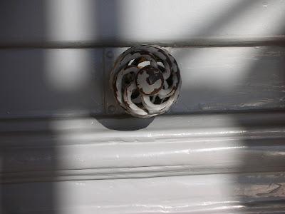 Doorknob in St. Tropez