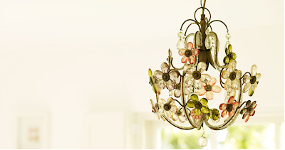 Chandelier by Pale and Interesting