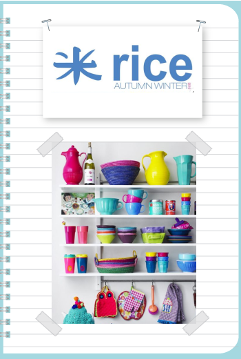 Rice by Torie Jayne