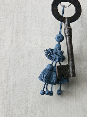 Keys and tassels by Day Birger et Mikkelsen