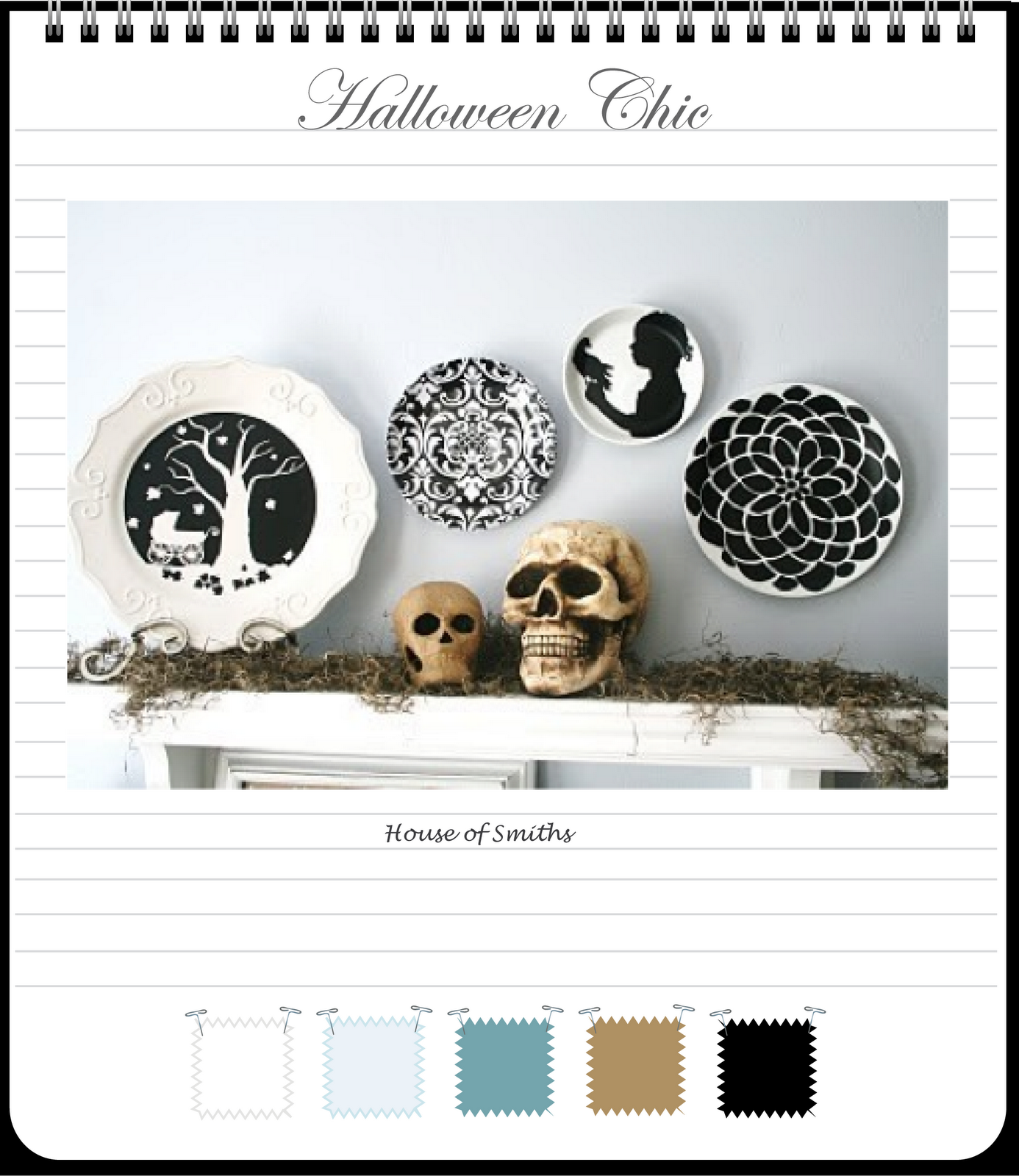 Halloween Chic by Torie Jayne