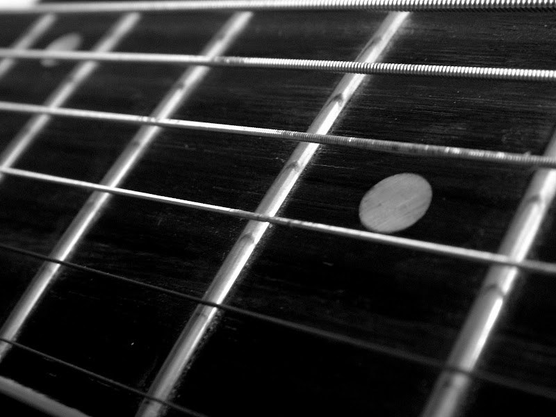 Tired Guitar Strings